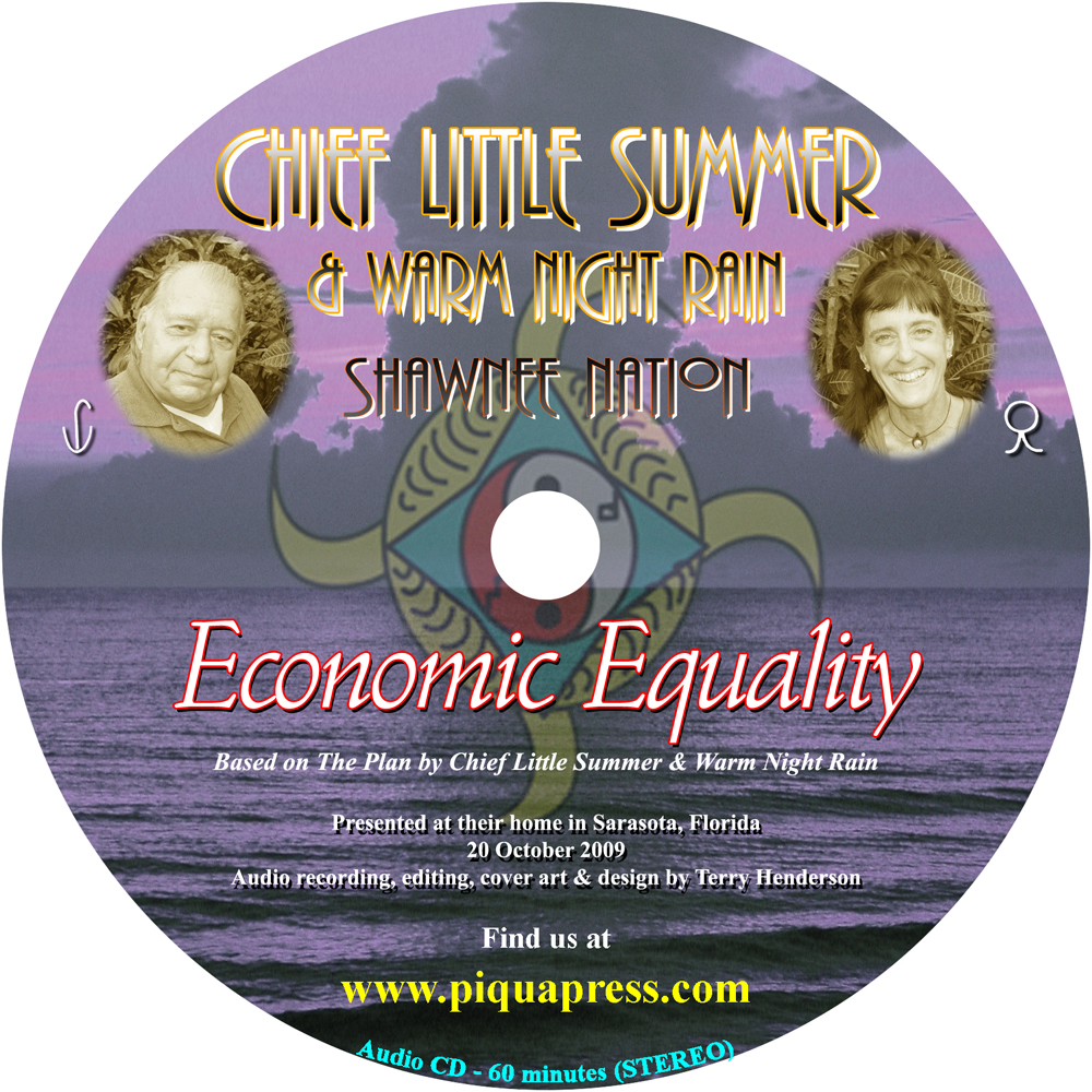 Economic Equality Lecture