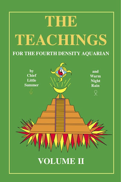 The Teachings for the Fourth Density Aquarian Volume 2